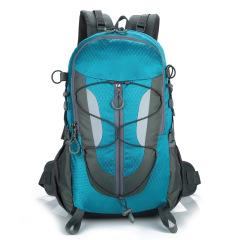 户外大容量登山包双肩包防水轻便多功能背包 登山比赛的礼品