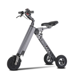 IFREEGO 畅行未来智能代步车 折叠三轮电动车 创意年会礼品