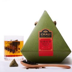 CHALIx粒上皇 板栗粽子*2+粽香紅茶禮盒 端午節個性活動和禮品