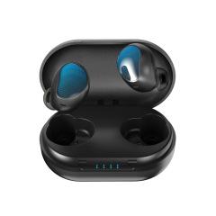 黑科技运动蓝牙耳机 充电仓无线蓝牙双耳耳机 年会抽奖物品 送客户商务礼品