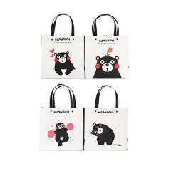 现货纸袋 卡通小清新手提袋 小熊款纸质礼品袋