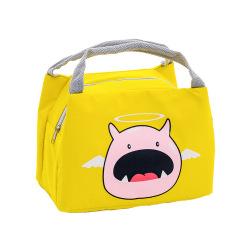 【萌宠系列】可爱卡通便当包 高密度防水牛津布 大容量包型 贴心小礼物公司