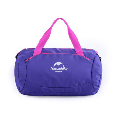Naturehike 干湿分离游泳包 大容量沙滩游玩收纳包 健身房运动包单肩包 夏季送赠品女士什么好