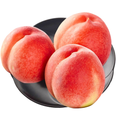 【京东伙伴计划—仅限积分兑换】国产水蜜桃 精选特级果3kg装 铂金果