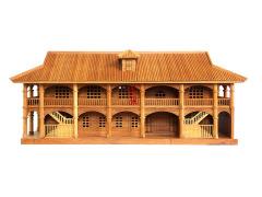 【遵义会议】微缩建筑艺术品 遵义会议会址创意工艺品 客厅办公摆件 贵州主题礼品