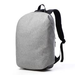 簡約電腦包雙肩包男 韓版旅行防盜背包 上班族商務背包  男生應該送什么獎品