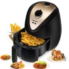 大宇(DAEWOO)厨房家用智能空气炸锅 大功率不粘涂层 创意家电礼品定制