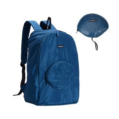贝壳折叠旅行背包登山防水旅行书包双肩包 适合做店铺活动的礼品