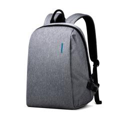 七匹狼(Septwolves)欧美时尚方形双肩包 大容量电脑包 创意商务旅行礼品