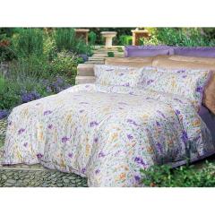 雅兰家纺(AIRLAND)薰衣草庄园纯棉床上四件套