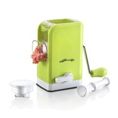 家用手动绞肉机厨房小型碎肉机料理机 开业礼品送什么好