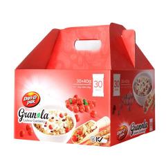 越南进口 蔓越莓腰果麦片1200g 进口蔓越莓腰果麦片礼盒 党建活动奖品