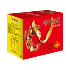 【每日堅果】洽洽 堅果仁水果干蜜餞干組合(半月裝)每日一包 享受健康美味 100塊左右的禮品
