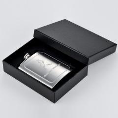 小酒壶 304不锈钢金属酒壶套装 男士商务礼品10元左右的实用礼品