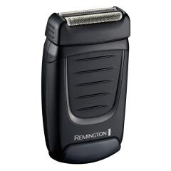 雷明登(REMINGTON)黑色简约剃须刀干电池出差旅行便携刮胡刀 公司礼品定制方案