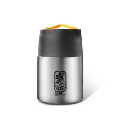 鸭嘴兽乐享焖烧壶不锈钢内胆折叠勺便携焖烧杯焖烧罐 客户礼品方案