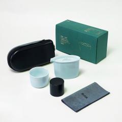 【时舟ONE】飞形物口袋便携茶具一壶一杯 公司周年庆小礼品