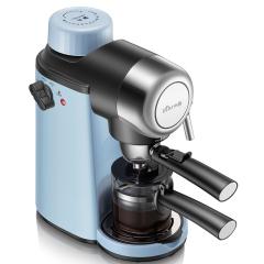 小熊(Bear)意式咖啡机 花式咖啡 萃取打奶泡合一  创意家电礼品