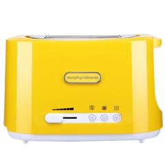 摩飞(Morphyrichards)柠檬黄家用吐司机 多士炉早餐机