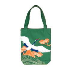 【你好历史】鹤喜到家帆布包  时尚设计  外事礼品