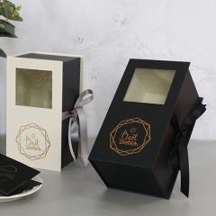 【现货空礼盒】best wish 开窗版礼盒 礼盒定制 礼物盒定做 年会伴手礼送什么好