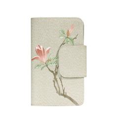 【苏州博物馆】缂丝真皮钱包  精致设计  商务会议礼品