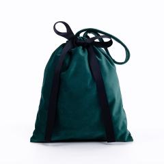 ins北欧手提抽绳绒布袋 便携实用 促销伴手礼