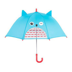 猫头鹰 创意立体儿童伞 卡通耳朵伞 创意礼物 动物伞 直柄伞