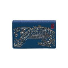 【故宫博物院】 清明上河图卡包  展会送什么礼品比较好