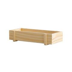 杂货桌面木质收纳盒 多肉植物盆栽木质花器 文艺小清新礼品
