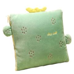 创意实用靠垫 午睡抱枕二合一空调被 员工福利