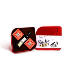 【飘香礼盒】春节礼盒套装 橄榄油+惜兰红茶经典小叶+惜兰红茶精品上茶 春节给员工送什么
