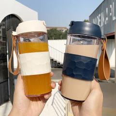创意韦森摇摇杯 运动健身水杯 户外便携防漏随手杯 展会礼品