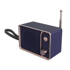 复古小电视便携蓝牙小音箱 50元左右的小礼品