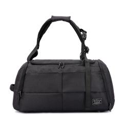 【一款可以背的旅行包】可折叠旅行包手提大容量 干湿分离健身包批发防盗 travel bag 商务背包定制