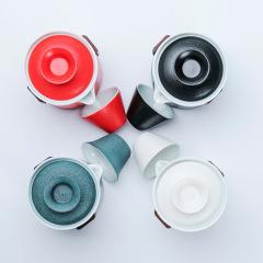 旅行快客杯茶具套裝 一壺三杯 給客戶送什么禮品好