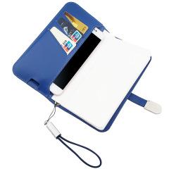 便携充电卡包可替换内芯笔记本 无线充电快充U盘日记本礼盒 给员工的奖励可以有哪些