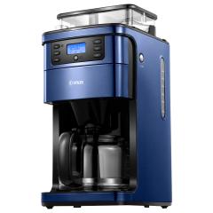 東菱(Donlim)智能WiFi遙控咖啡機 家用全自動現磨壺煮商用一體機  年會獎品
