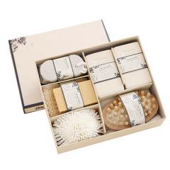 BELLA 沐浴香薰套裝禮盒 純手工燕麥皂禮盒 三八婦女節最受歡迎的禮物