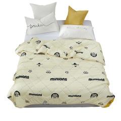神偷奶爸小黄人 玻尿酸舒芯被柔软舒适棉被 公司年会奖品