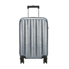 外交官(Diplomat)金属感拉丝商务拉杆箱 20英寸登机箱 便携行李箱 差旅礼品