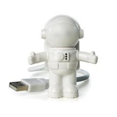 【太空人 宇航员】创意USB小夜灯 护眼键盘小灯 展会创意小礼品