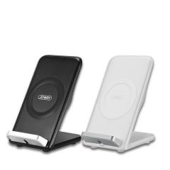 JOWAY新型无线充电器  立式 智能二合一手机桌面支架无线充         活动 数码礼品