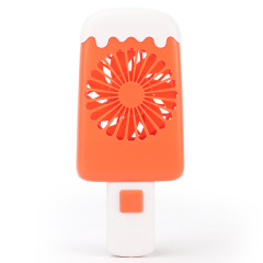 【雪糕】迷你夏季清凉风扇 儿童手持小电风扇  广告促销礼品 20元广州礼品定制