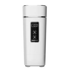 韩国大宇小型便携式热水壶个性logo定制化保温杯