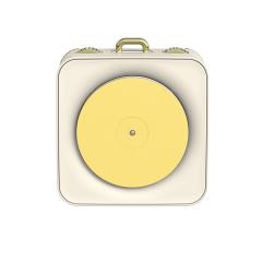 SOLOVE 迷你隨身小音箱 便攜式藍牙音箱 復古小型音響 公司禮品定制 比賽活動獎品