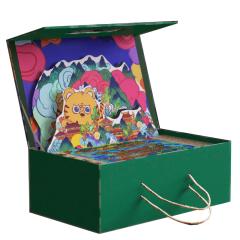 【虎驱五毒】端午国潮风粽子香囊礼盒套装 端午节送什么礼品好