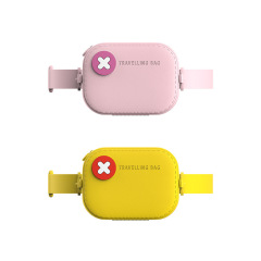 fungoofun 拉箱杆绑绑包 便携迷你时尚马卡龙小挎包 公司活动个性奖品