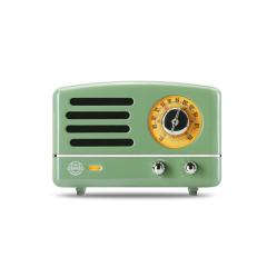 猫王收音机 复古设计金属机身蓝牙音箱 大音量低音炮收音机小音响 公司举办活动奖品