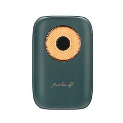复古唱片机造型暖手宝 USB充电暖宝宝